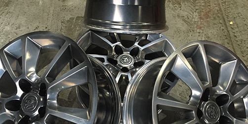 Discount Auto Spares - Alloy Wheel Refurb