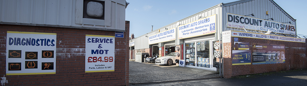 Discount Auto Spares - New Location