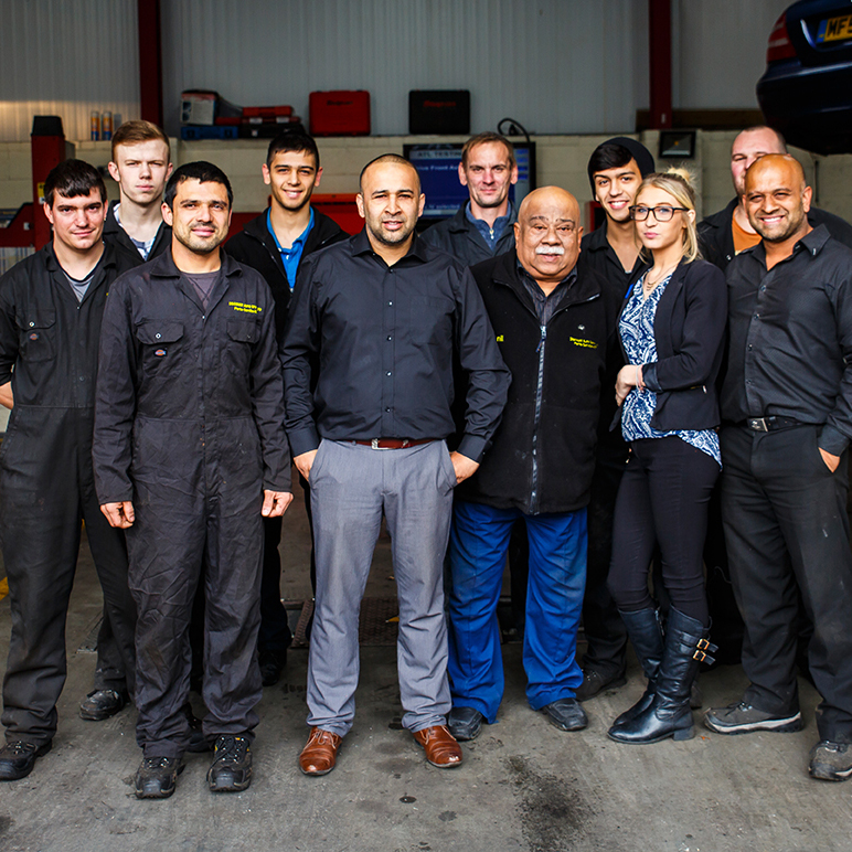 Discount Auto Spares - Our-Team