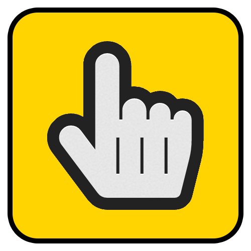 Hover - Touch Icon